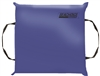 Throw Cushion Foam Blue