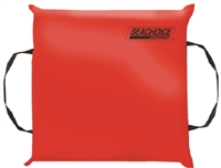 Throw Cushion Foam Red