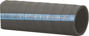 "3-1/2"" Shields Heavy Wall Exhaust Hose Without Wire"