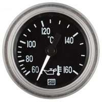"2-1/16"" SW Deluxe Oil Temp Gauge Mechanical 72in"