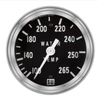 "2-5/8"" SW Deluxe Water Temp Gauge Mechanical 144"""