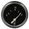 "2-5/8"" Stewart Warner Deluxe Fuel Level Gauge"