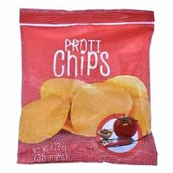 Proti Thin Chips - BBQ diet food snack bariatric protein