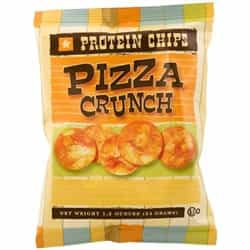 No pizza, no problem! These pizza flavored chips are the perfect way to satiate your taste buds while getting a much needed dose of protein and fiber.