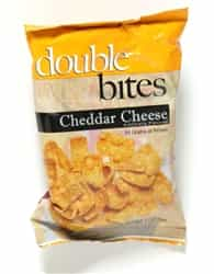Double Bites Cheddar Cheese diet food snack bariatric protein