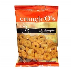 Barbecue Crunch O's diet food snack bariatric protein