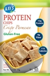 Crispy Parmesan Chips protein bariatric direct snack dessert