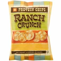 ranch crunch chips diet food snack bariatric protein