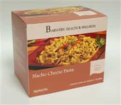 Nacho Cheese Pasta noodles meal entree bariatric diet protein healthy