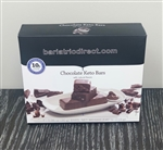 Chocolate Keto bar snack diet bariatric
