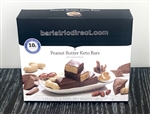 Peanut Butter Keto bar snack diet bariatric