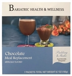 Delicious chocolate mix for making rich creamy smoothies and shakes with 15 grams of protein and only 100 calories.