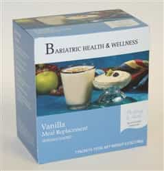 Vanilla Pudding Shake Mix protein low calorie diet food bariatric snack dessert