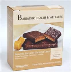Brownie Bar protein snack diet food bariatric