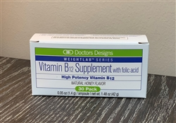 Vitamin B12 Supplement with Folic Acid