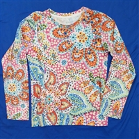 "Long Sleeve Top  ""Groovy Kind of Love"""
