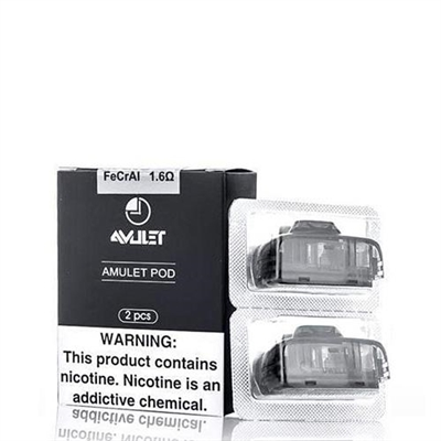 Uwell Amulet Replacement Pod Cartridges - 2 PK - $7.99  -  EJuice Connect