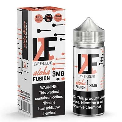 Aloha Fusion by LYF E-Liquid - 100ml - $10.99 - EJuice Connect