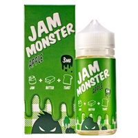 Jam Monster E-Liquid - Premium American-Made E-Liquid 100ml