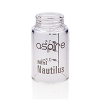Aspire Nautilus Mini 2mL Replacement Glass - 1 Pk - $1.99 - EJuice Connect