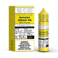 Banana Cream Pie - Glas Basix Series E-Liquid 60ml - $9.79 - EJuice Connect