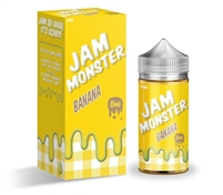 Jam Monster Banana - 100mL $10.99 - IN STOCK NOW - EJuice Connect