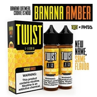 Banana Oatmeal Cookie by Cookie Twist E Liquid - 120ml - $12.99 - EJuice Connect
