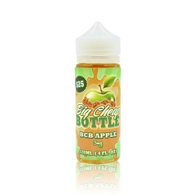 BCB Apple by Big Cheap Bottle 120ml E Liquid
