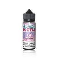 BCB Donut by Big Cheap Bottle 120ml $14.99 - Glazed Donut Cereal  Vape -  E Juice Connect
