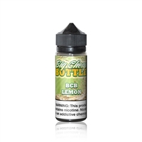 BCB Lemon by Big Cheap Bottle 120ml E Liquid