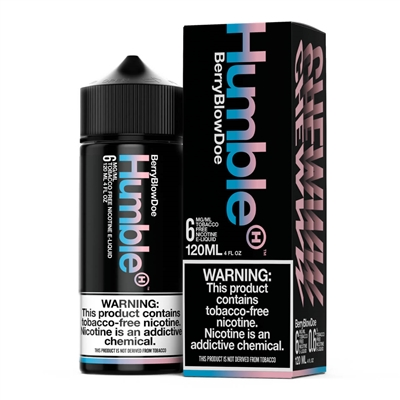 Berry Blow Doe E-Liquid by Humble Juice Co. 120mL Vapor $10.79 - EJuice Connect