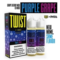 Purple Grape (Grape Berry Mix) by Twist - 120ml - $14.95 - EJuice Connect