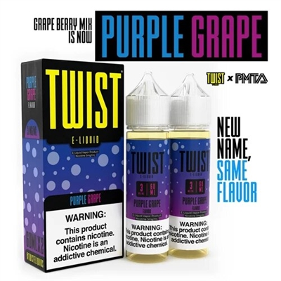 Grape Berry Mix by Berry Twist 120mL - $12.99 - EJuice Connect
