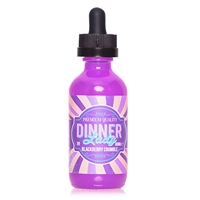 Blackberry Crumble by Dinner Lady E-Liquid - 60ml $11.89 Top Selling Vape - EJuice Connect
