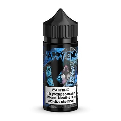 Happy End Blue Cotton Candy by SadBoy E Liquid - 100ml - $10.99 - EJuice Connect