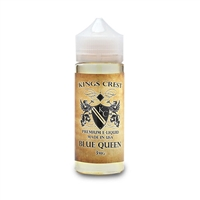 Blue Queen by King's Crest 120mL Vape Liquid $8.99 - EJuice Connect