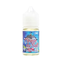 Cirque du Salt Blue Raspberry ICE E-Liquid - 30mL $3.99 - Nicotine Salt Vape - Ejuice Connect