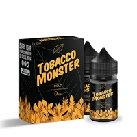 Tobacco Monster BOLD Salt Nicotine - 60ML (2x30mL) $11.99 - EJuice Connect