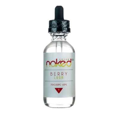 Berry Lush by Naked 100 E-liquid 60mL $10.99 - EJuice Connect