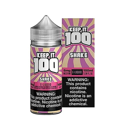 Shake (Birthday Shake) by Keep it 100 E-Liquid - 100ml $10.99 - EJuice Connect