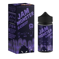 Jam Monster Blackberry 100mL $11.49 Blackberry Jam Vape - EJuice Connect