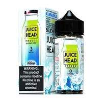Blueberry Lemon Ice by Juice Head Freeze - 100ml - $9.99 - E Juice Connect