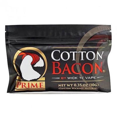 Cotton Bacon Prime by Wick 'N' Vape - $5.79 - Ejuice Connect
