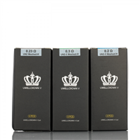 Uwell Crown 5  Replacement Coils 4 -PK $12.99 - EJuice Connect