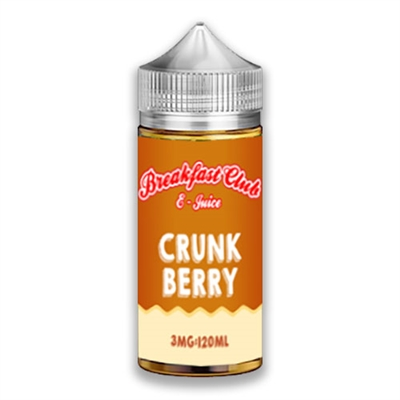 Crunk Berry by Breakfast Club E-Liquid - 120ml - $10.99 - EJuice Connect