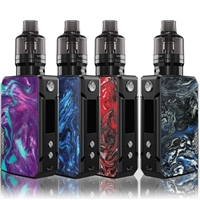 VooPoo DRAG MINI 117W Refresh Edition Kit - PNP Pod Tank - Ejuice Connect