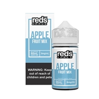 Fruit Mix ICED - Reds Apple Juice by 7 Daze 60ml - 60ml - EJuice Connect