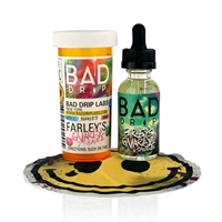Farley's Gnarly Sauce by Bad Drip - 60ml - $11.79 - Top Selling Vape Juice - EJuice Connect