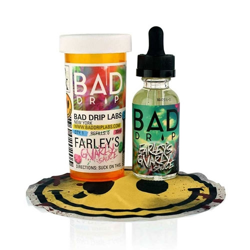 Farley's Gnarly Sauce by Bad Drip - 60ml