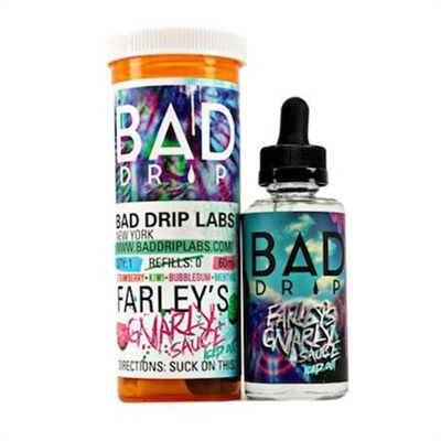 Farleys Gnarly Sauce Iced Out by Bad Drip - 60ml - $9.79 - Top Selling Vape Juice - EJuice Connect